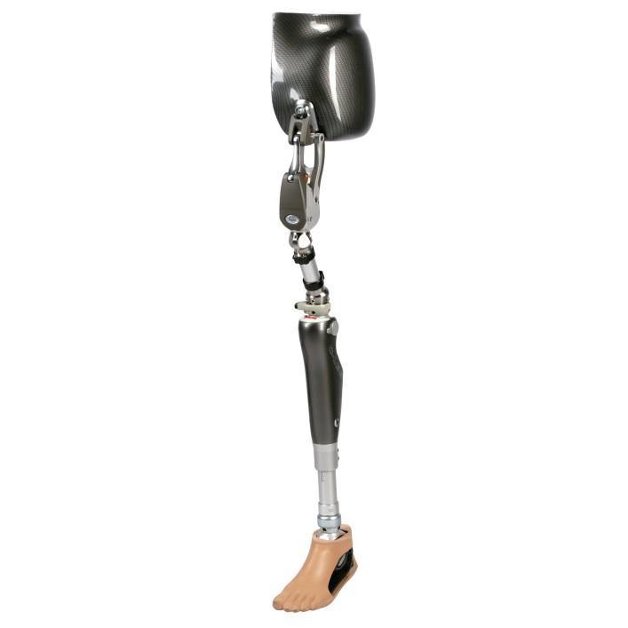 proteza nogi, wyłusczenie biodra