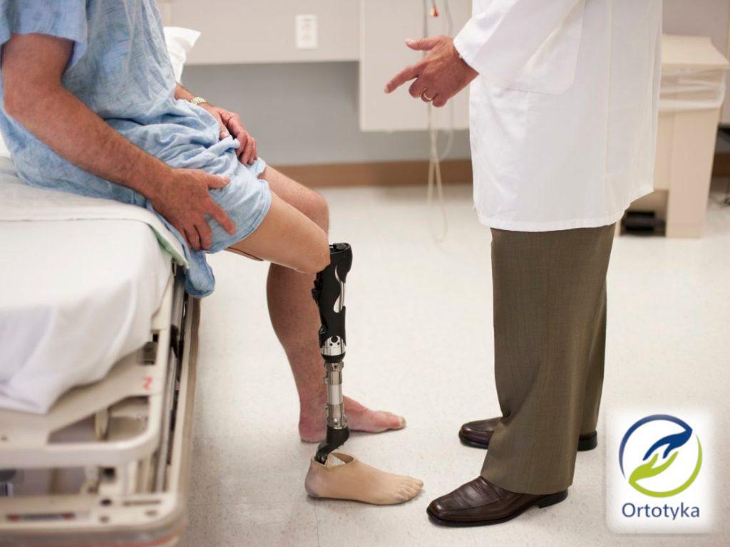 rehabilitacja po amputacji